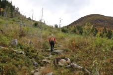 On the path into Osdalen
