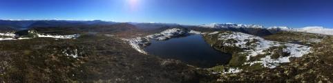 Spefjell summit view (1/2)