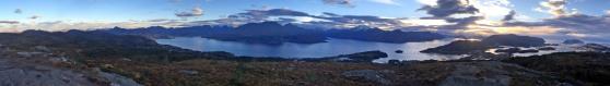Høgkubben panorama (1/2)
