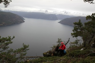 Anne, Karma and the Sognefjord