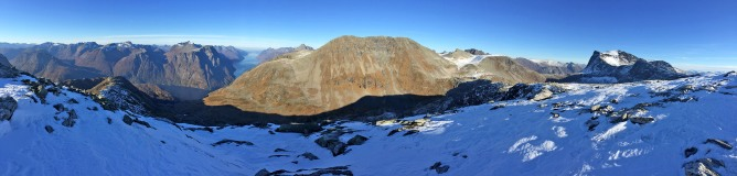 Summit view 2/3