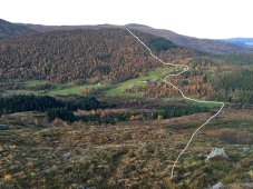 The route to Gyrinakken