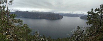 Sognefjord panorama