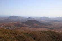 Rugged landscape