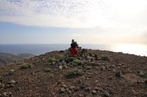 On top of El Roque