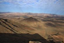 A small top north of El Roque