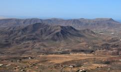 Morro de la Cruzada - hiked later in the day