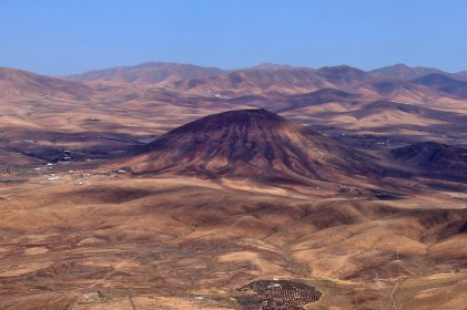 Montana de la Tirba - my next hike after Caracol