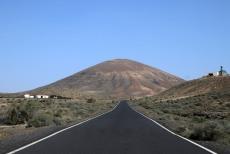 Montana de la Tirba ahead