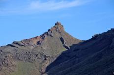 El Castillo, zoomed in