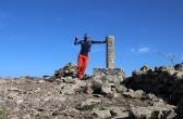 On top of Cardon