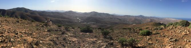 Fenduca summit view (1/2)