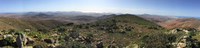 Gran Montana summit view (2/2)
