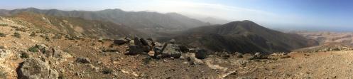 Pico de Betancuria summit view (1/2)