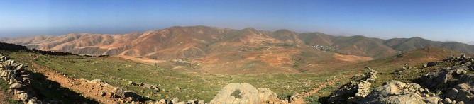 Pico de Betancuria summit view (2/2)