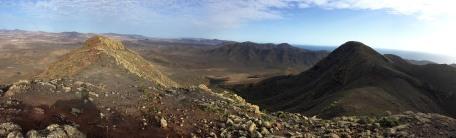 El Roque panorama