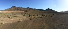 Trailhead panorama