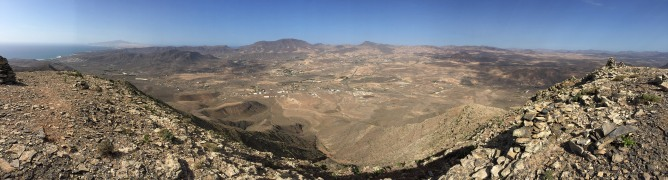 Caracol summit view (1/2)