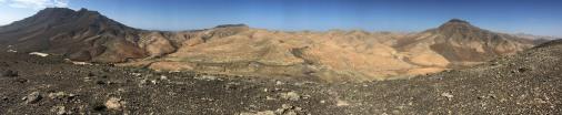 View from Montana Redonda