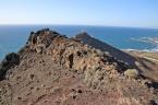 The ridge onwards