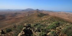 View towards Cardon