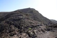 Towards the summit