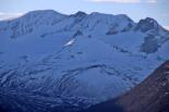 Sandfjellet and Geitemjølktinden