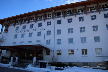 Grand Hotel Bellevue in Åndalsnes
