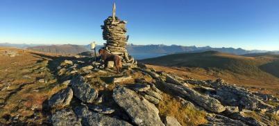 On top of Skolma