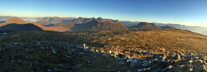 Garnestua view