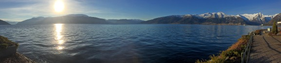 Panorama from Hella
