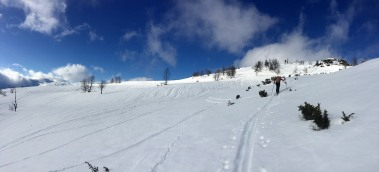 Blue sky!!!