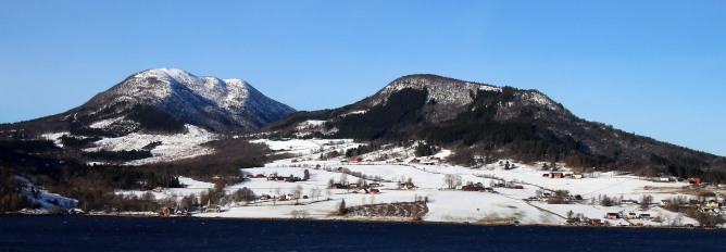 Plan B: Skåla and Randsetfjellet
