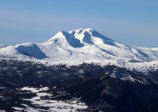 Ytstetinden - Trolltinden massif