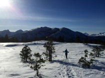 Descending Randsetfjellet