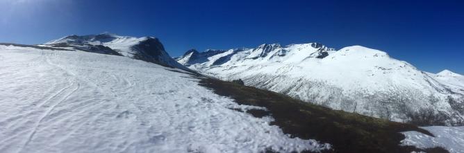 On the high ridge