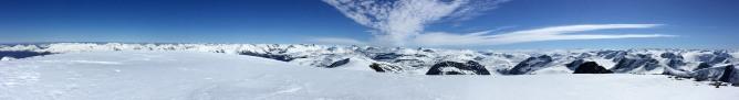 Torvløysa panorama (2/2)