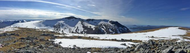 Storhornet summit view (2/2)