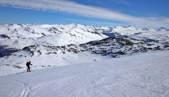 Tafjord mountains