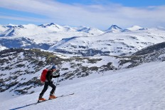 Petter and Tafjord mountains