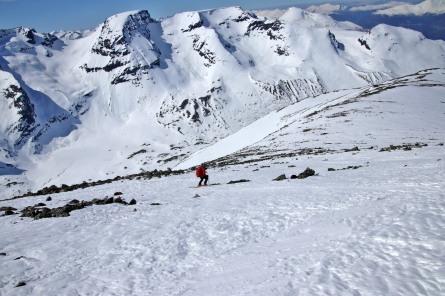 Descending Torvløya