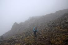 Into rockier terrain