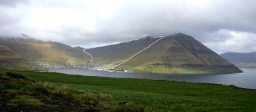 My plan, already before arriving at Fuglafjørður