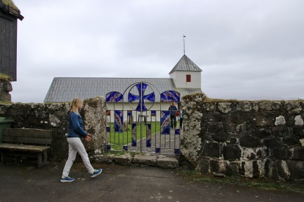 Kirkjubømúrurin