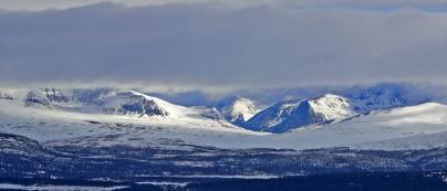 Rondane view