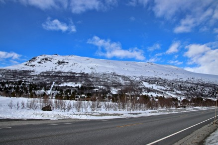 Looking back on Veslefjell