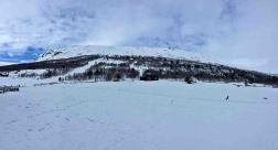 Below Veslefjell