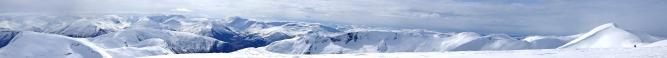 Litlebottsegga summit view (2/2)