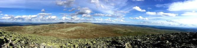 Muen summit view (2/2)