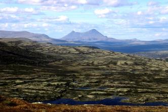 Storsølnkletten - visited in 2003